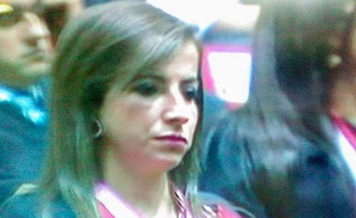 Congresistas de EE UU piden incluir a Susana Barreiros en lista de sancionados por Estados Unidos