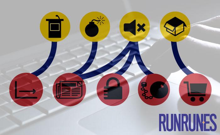 INFOGRAFÍA Así repercute la realidad venezolana en la conectividad y los usos de Internet