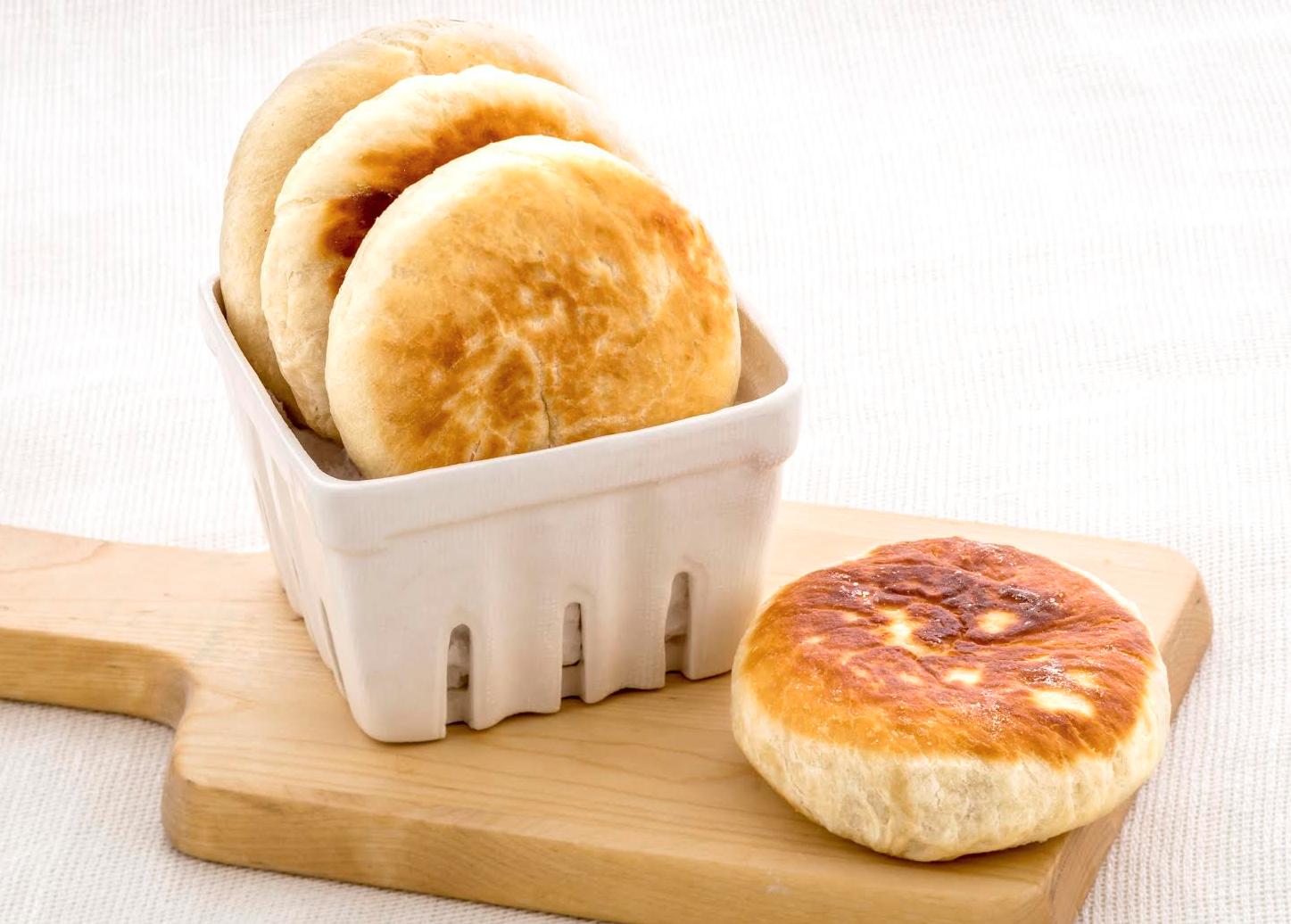 ¡Es viernes! Premia tu semana con esta receta de English muffins