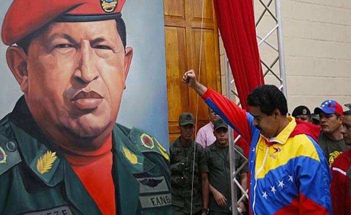 ChávezyMaduro