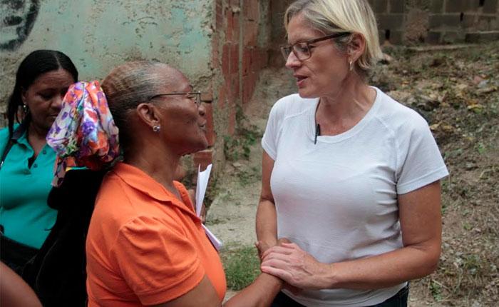 """#Voto2015 D'Elia y Guzmán: """"Sabemos que el cambio es un proceso arduo pero no imposible"""""""
