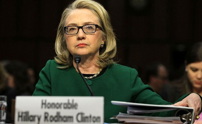 Hillary Clinton, se crece por Luis DE LION