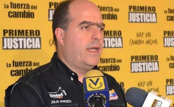Julio Borges: Persecución contra medios independientes nos da más razones para lograr el cambio en Venezuela