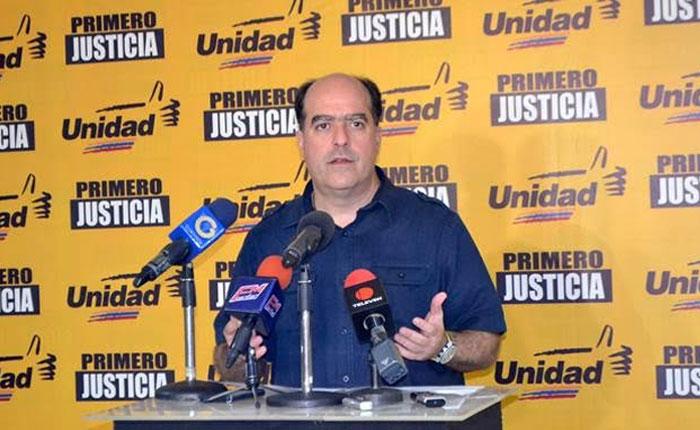 """#Voto2015 Julio Borges: """"Atacar a la Polar es atacar el estómago de los venezolanos"""""""
