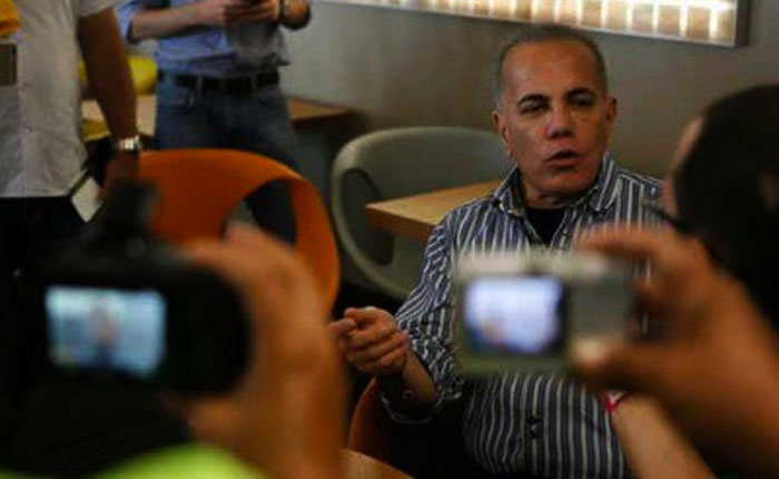 Manuel Rosales reloaded por Ricardo Rios