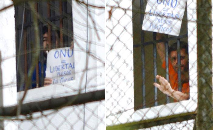 OVP presentará caso de Leopoldo López y Daniel Ceballos ante la CIDH