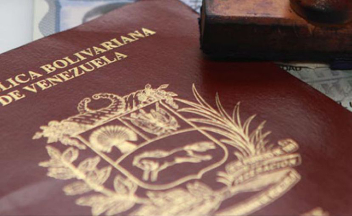 PasaporteVenezolano