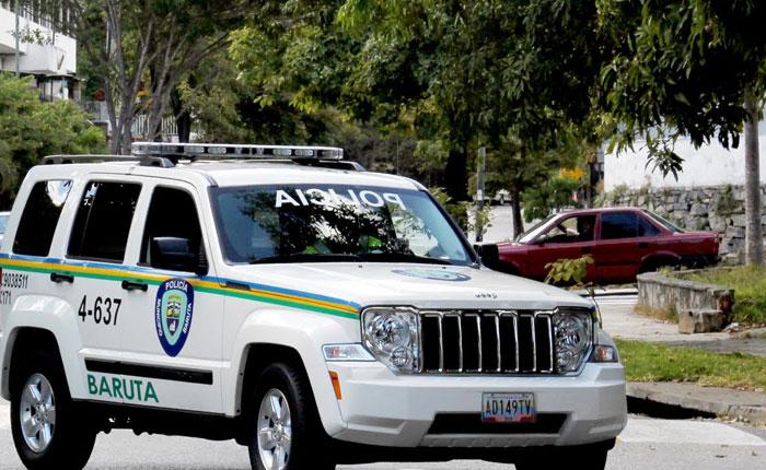 PoliBaruta frustró robo en Santa Inés