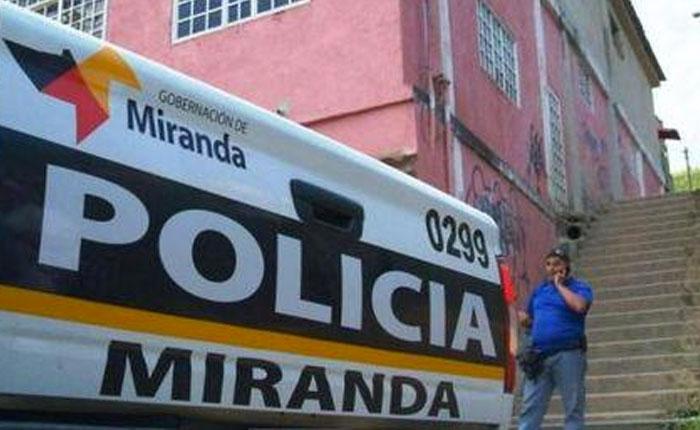 Motín en calabozos de la Policía de Miranda deja funcionario herido