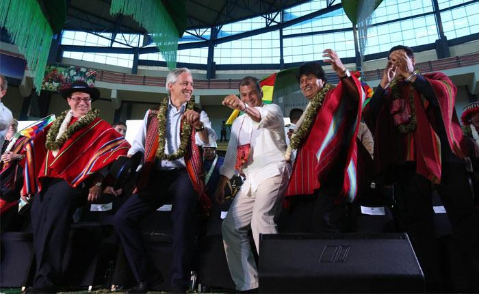 Informe Otálvora: Castrochavismo procura impedir destitución de gobierno brasileño