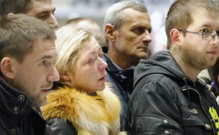 Egipto: Sin sobrevivientes avión ruso estrellado en el Sinaí