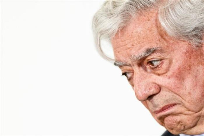 """Mario Vargas Llosa: """"Maduro puede ganar sólo con un fraude monstruoso"""""""