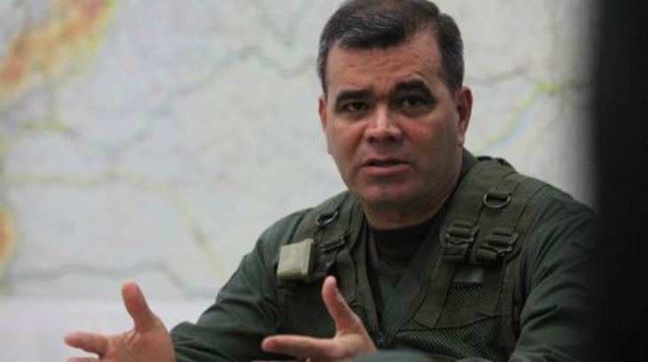 Detenidos en Venezuela otros dos presuntos paramilitares colombianos