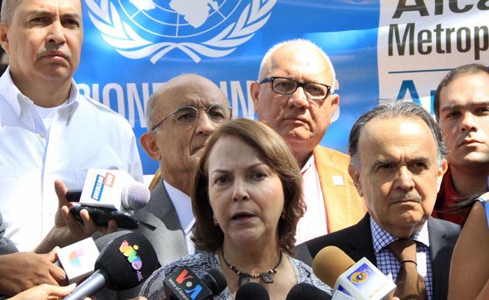 Defensa del Alcalde Ledezma exhorta al MP abrir investigación por irregularidades en el caso