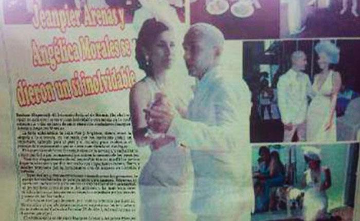 La boda de pran por Carlos Nieto Palma