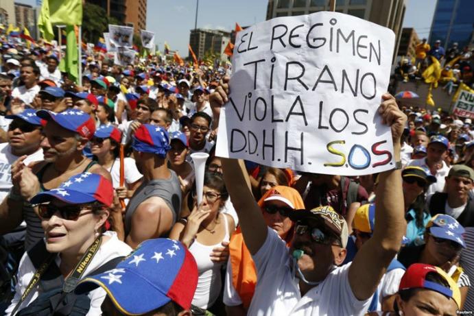 Corte Internacional de Juristas: Estado de derecho venezolano está en decadencia