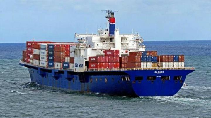 Confirman que barco se hundió durante huracán en Bahamas; hallan un cuerpo