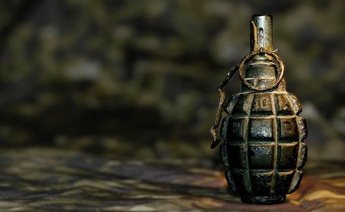 Sebin detonó granada que no había explotado en sede central del Cicpc en Aragua