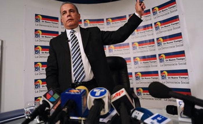 Manuel Rosales regresa hoy a Venezuela después de seis años exiliado