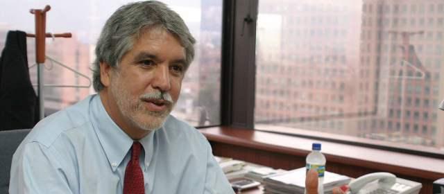 Enrique Peñalosa es de nuevo alcalde de Bogotá