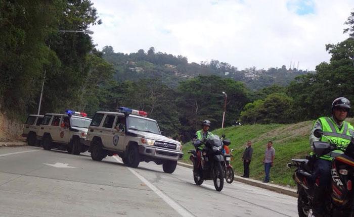 Cuatro sujetos fueron abatidos en sector La Toma en enfrentamiento con Cicpc y PoliHatillo