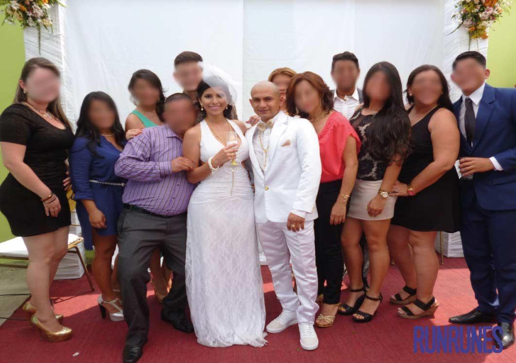 Bs. 18.000 pagó pran de Barinas por página de sociales de su boda [Fotos exclusivas]