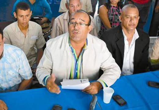 Delincuentes mataron a ex alcalde de San Joaquín cuando robaban en su casa