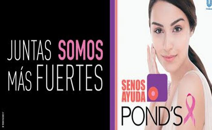 SenosAyuda y Pond's continúan el recorrido por la Ruta Rosada en la lucha contra el cáncer