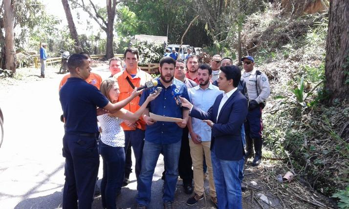 Alcalde Smolansky decreta estado de alerta en El Hatillo