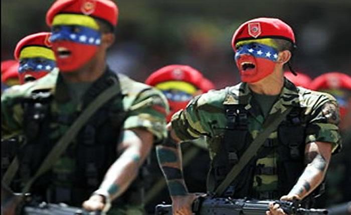 Fuerza Armada colombiana garantizó salida de soldados venezolanos