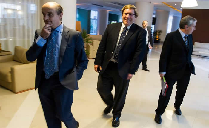 eurodiputados visitan Venezuela