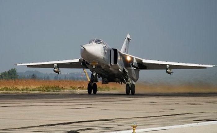 Turquía derriba un avión ruso por violar su espacio aéreo en la frontera con Siria