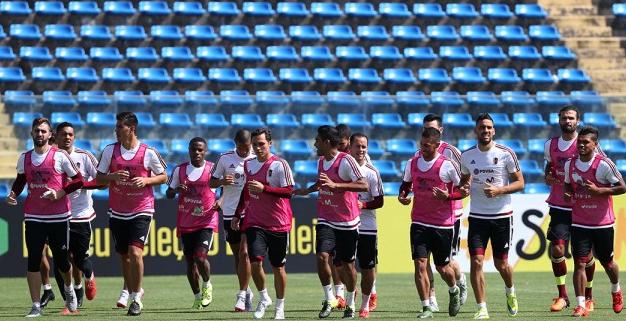 Estos son los jugadores convocados para el Bolivia-Venezuela de las eliminatorias
