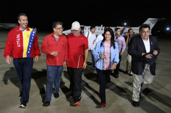 Los 13 escándalos de droga que han salpicado a la revolución bolivariana