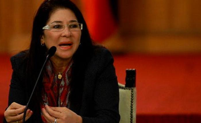 (VIDEOS) La pregunta que Cilia Flores se negaba a responder tres veces