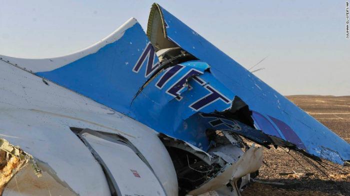 ¿Qué pudo haber causado el accidente del avión ruso en Egipto?