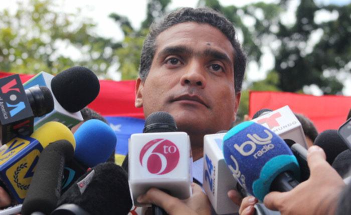 """Gutiérrez: """"Leopoldo solo tenía restricciones de hablar sobre su juicio"""""""
