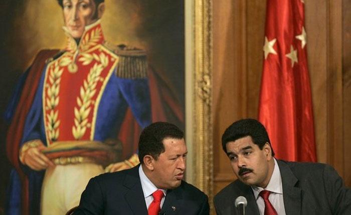 MaduroyChávez