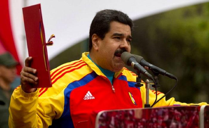Maduro anunció un plan especial de racionamiento eléctrico en Caracas