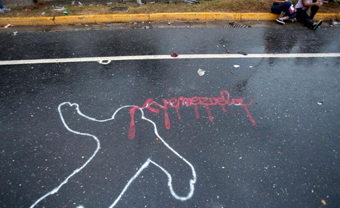Caracas superó a San Pedro Sula como la ciudad más violenta del mundo