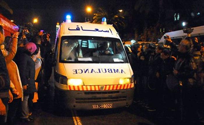 Decretan toque de queda en Túnez por atentado terrorista