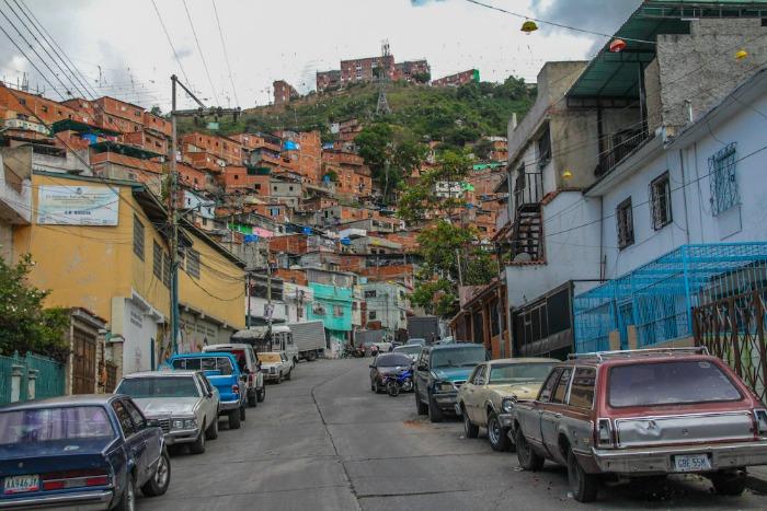 barrio los sin techo