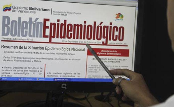 Se cumplió un año sin la emisión del Boletín Epidemiológico