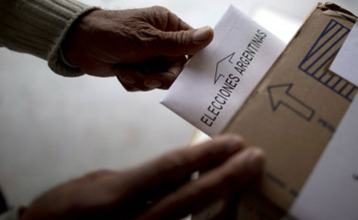 Arranca campaña en medios para la segunda vuelta presidencial en Argentina