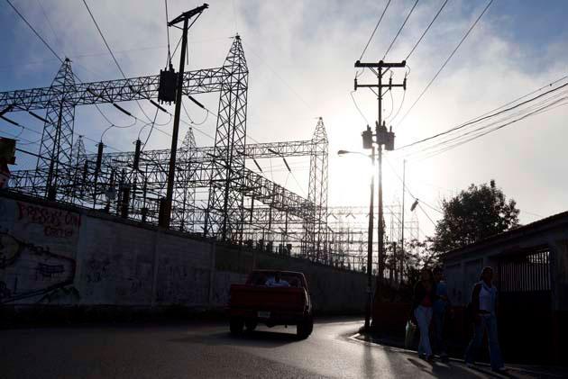 Venezuela,¿crisis económica? - Página 6 Electricidad