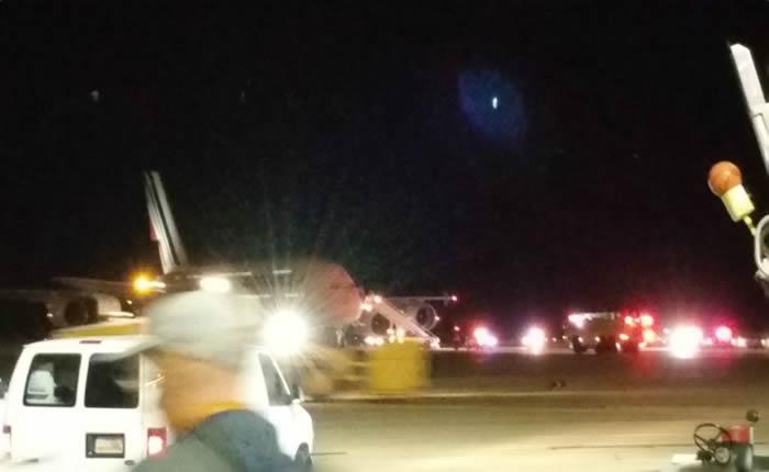 Desvían dos vuelos de Air France por incidentes de seguridad