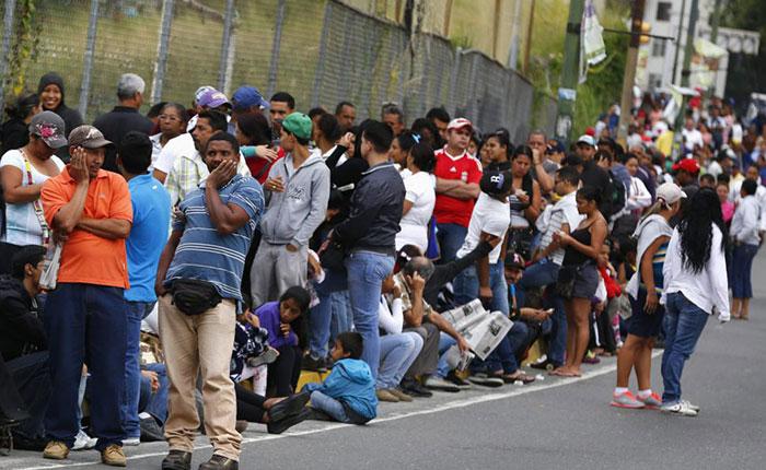 Colapso venezolano, por Míriam Leitão