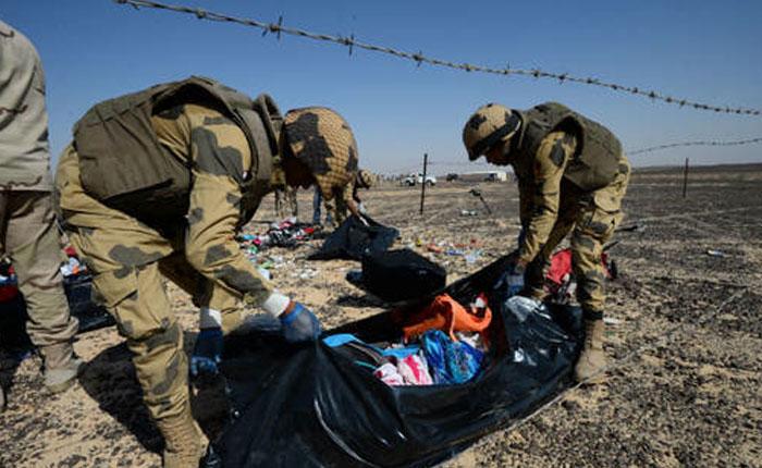 Egipto inicia investigación para determinar las causas de la tragedia aérea