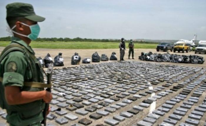 40 militares y funcionarios del Gobierno aparecen involucrados en tráfico de drogas