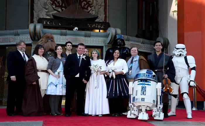 <i>Star Wars: El despertar de la fuerza</i>, lista para romper récords en la taquilla